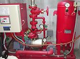 屋内・外消火栓設備